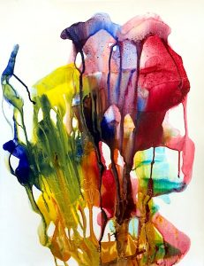abstract art painting contemporary art