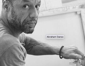 Abraham Danso Contemporary Artist Switzerland